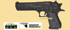 DESERT EAGLE TIGER STRIPE (Black)  GBB  CYBERGUN